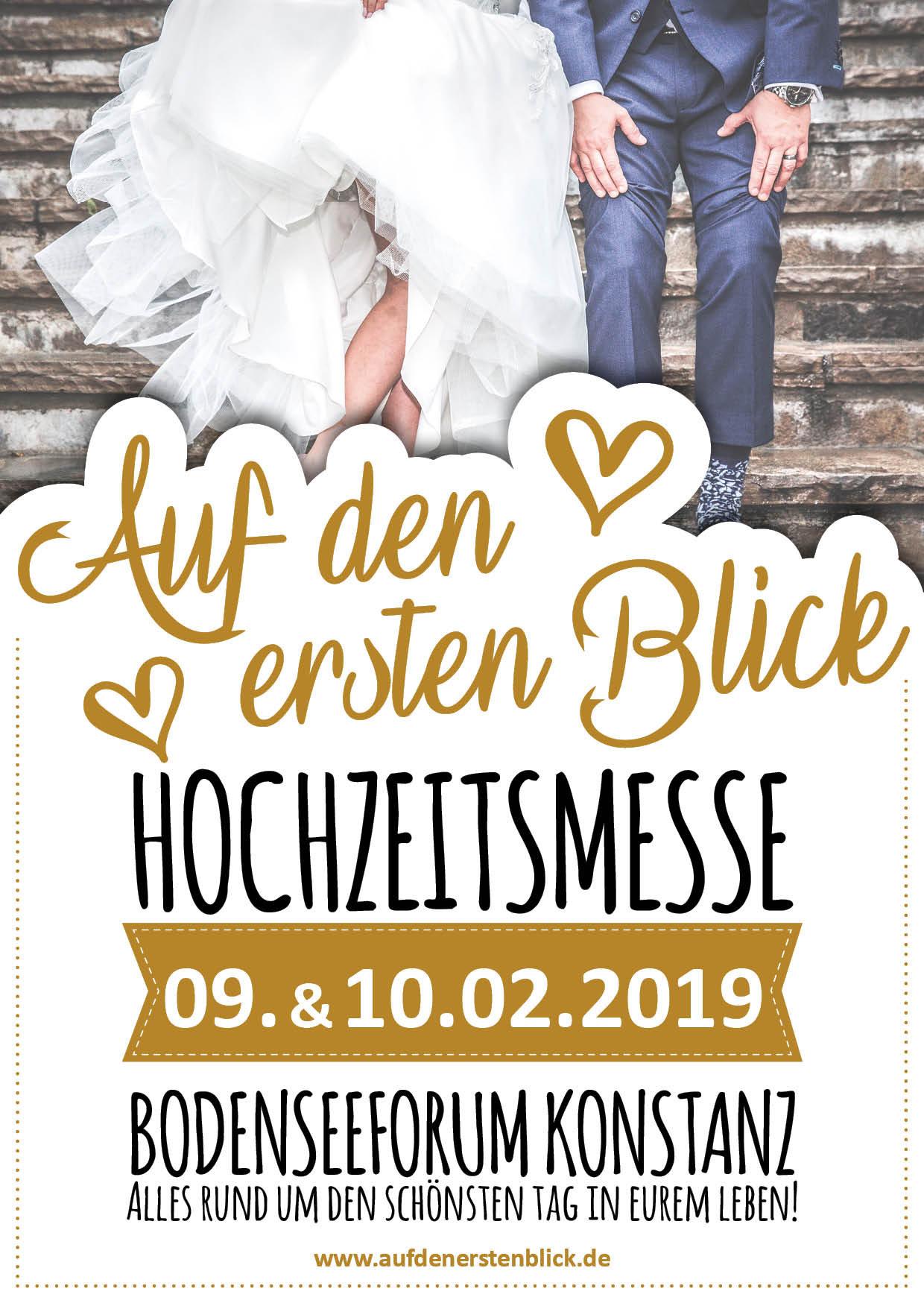 1. Hochzeitsmesse am Bodensee