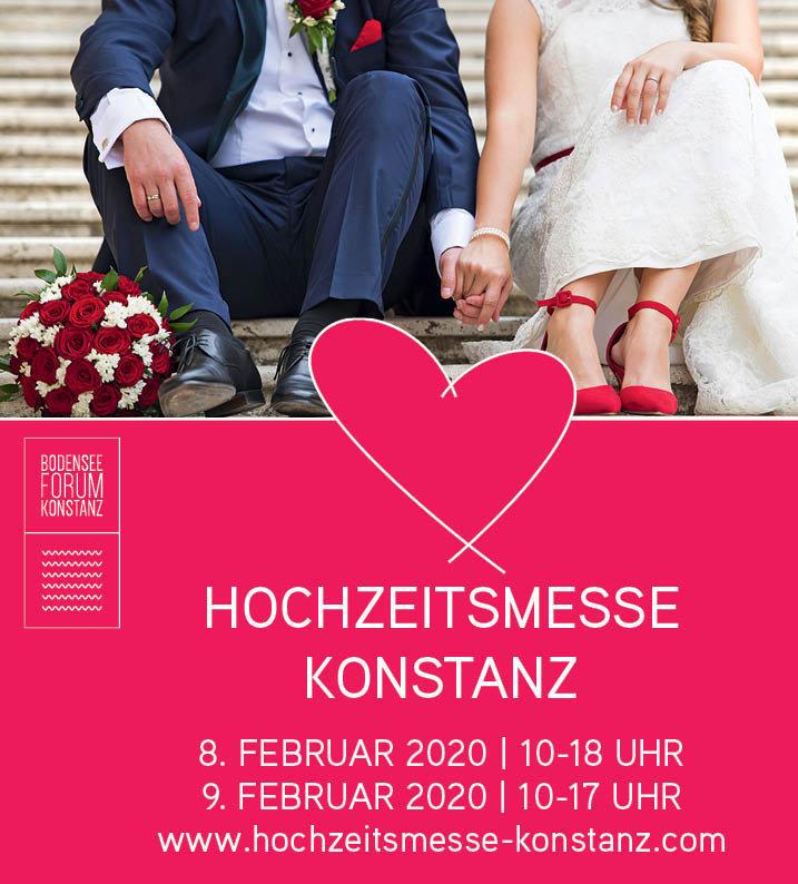 Hochzeitsmesse KONSTANZ